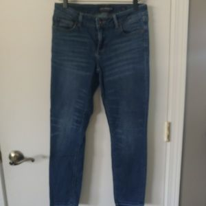 Lucky cropped jean